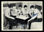 1964 Topps Beatles Black and White #41  George Harrison  Front Thumbnail