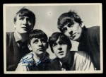 1964 Topps Beatles Black and White #59  Ringo Starr  Front Thumbnail