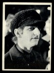 1964 Topps Beatles Black and White #70   Ringo Starr Front Thumbnail