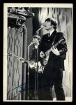 1964 Topps Beatles Black and White #81   John Lennon Front Thumbnail