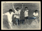 1964 Topps Beatles Black and White #137   George Harrison Front Thumbnail