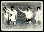 1964 Topps Beatles Black and White #151  John Lennon  Front Thumbnail