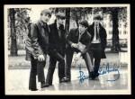 1964 Topps Beatles Black and White #21   Paul Mccartney Front Thumbnail