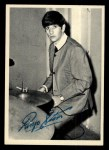 1964 Topps Beatles Black and White #136   Ringo Starr Front Thumbnail