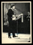 1964 Topps Beatles Black and White #135   John Lennon Front Thumbnail