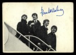 1964 Topps Beatles Black and White #65  Paul Mccartney  Front Thumbnail