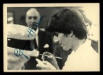 1964 Topps Beatles Black and White #144   George Harrison Front Thumbnail