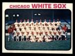 1973 Topps #481   White Sox Team Front Thumbnail