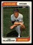 1974 Topps #13  Tom Hilgendorf  Front Thumbnail