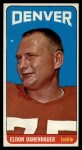 1965 Topps #48   Eldon Danenhauer Front Thumbnail