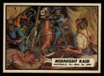 1962 Topps Civil War News #36  Midnight Raid  Front Thumbnail