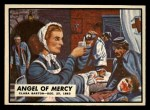 1962 Topps Civil War News #58  Angel of Mercy  Front Thumbnail