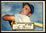1952 Topps #40 RED  Irv Noren Front Thumbnail