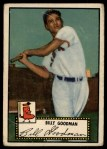 1952 Topps #23 BLK Billy Goodman  Front Thumbnail