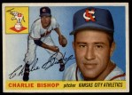 1955 Topps #96   Charlie Bishop Front Thumbnail
