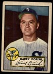 1952 Topps #303  Harry Dorish  Front Thumbnail