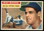 1956 Topps #6  Ray Boone  Front Thumbnail