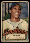 1952 Topps #24 RED  Luke Easter Front Thumbnail