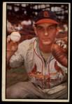 1953 Bowman #53  Del Rice  Front Thumbnail