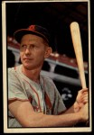 1953 Bowman #101  Red Schoendienst  Front Thumbnail