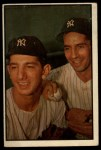 1953 Bowman #93  Billy Martin / Phil Rizzuto  Front Thumbnail