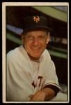 1953 Bowman #55  Leo Durocher  Front Thumbnail