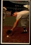1953 Bowman #116   Eddie Yost Front Thumbnail
