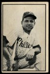 1953 Bowman Black and White #14  Bill Nicholson  Front Thumbnail