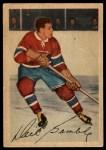 1953 Parkhurst #18  Dick Gamble  Front Thumbnail
