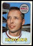 1969 Topps #61   Jimmie Hall Front Thumbnail