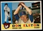1960 Topps #233   Don Elston Front Thumbnail
