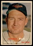 1957 Topps #230   George Kell Front Thumbnail