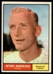 1961 Topps #34   Wynn Hawkins Front Thumbnail